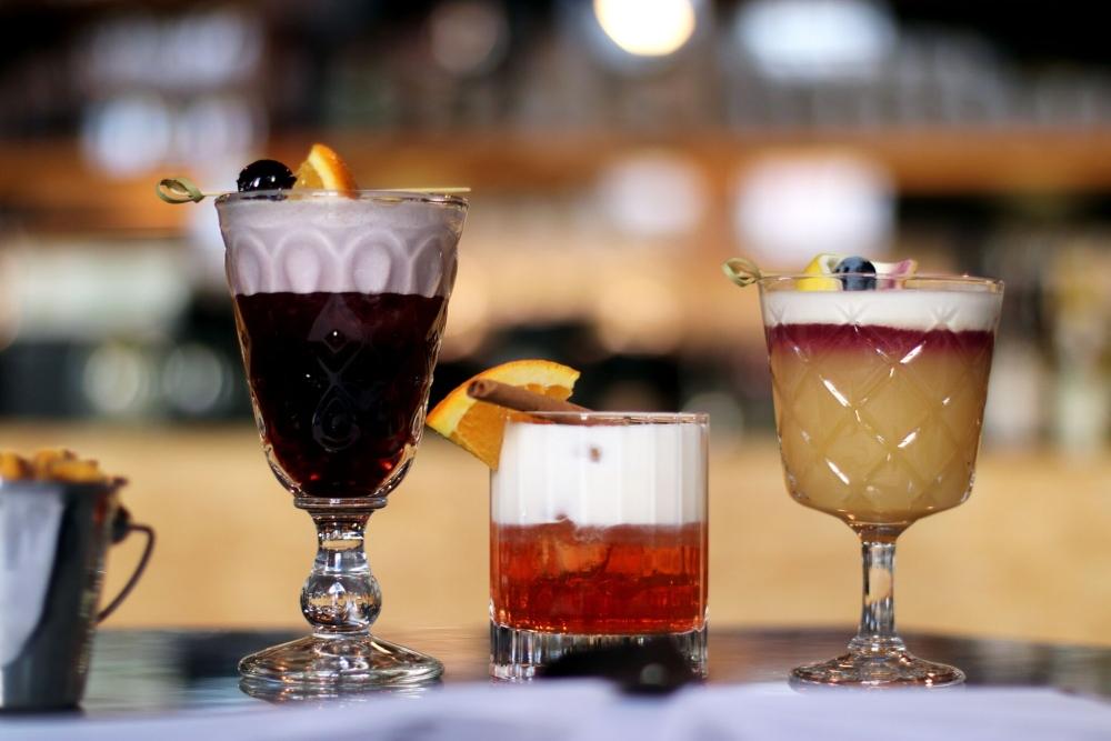 Ausgefallene Cocktails im OMU