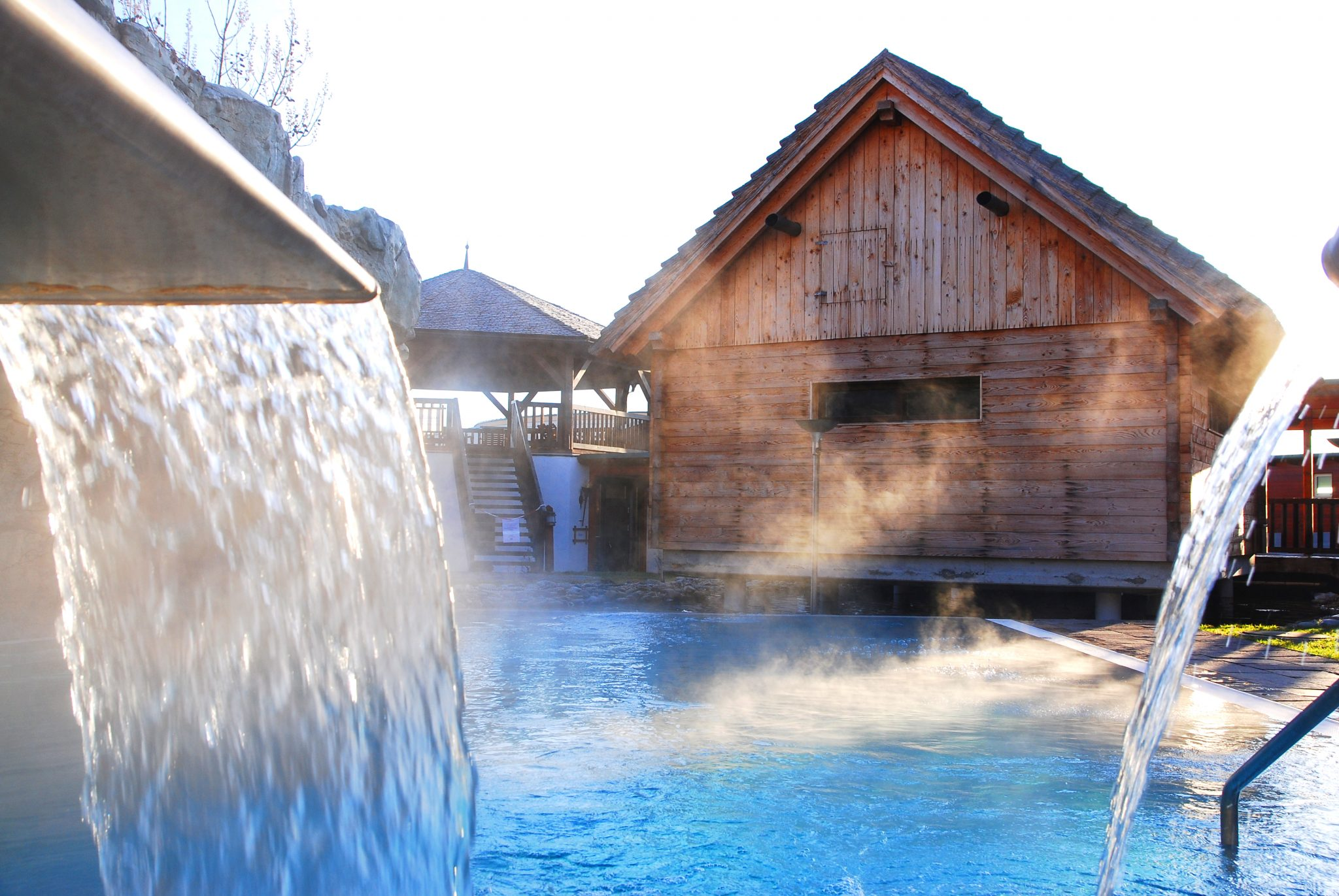 Sauna Garten Eden ©AVITA Resort - Gewinnspiel