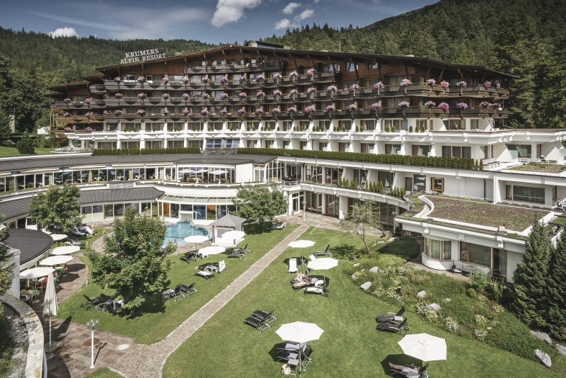 Krumers Alpin – your mountain oasis ****s