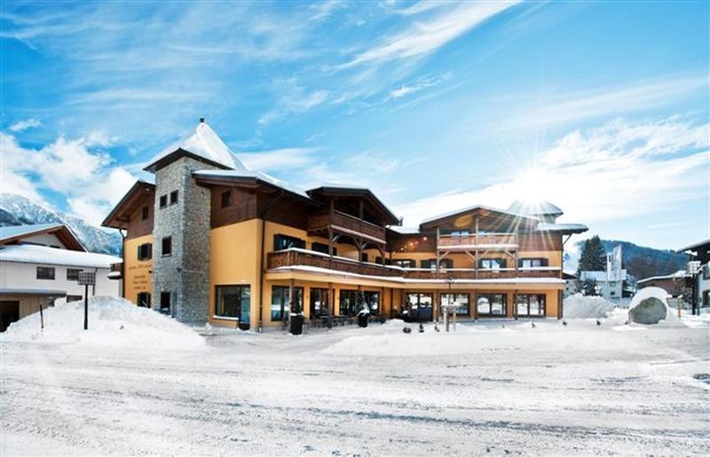 Torri di Seefeld web - Apartment-Hotel Torri di Seefeld