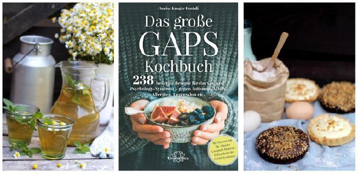 gaps kochbuch - Love yourself! Wege zur inneren Ausgeglichenheit