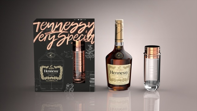 MH Hennessy Very Special EOY 2019 Geschenkset limited edition UVP35 3 002 - Last-Minute Geschenkideen