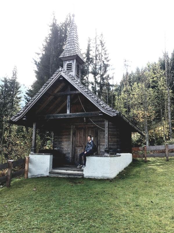 kirche - BERGDORF PRECHTLGUT: Chaletzauber in Wagrain