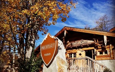BERGDORF PRECHTLGUT: Chaletzauber in Wagrain