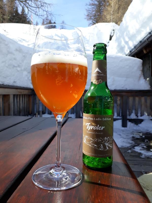 bier - Auf die Piste – fertig - los!