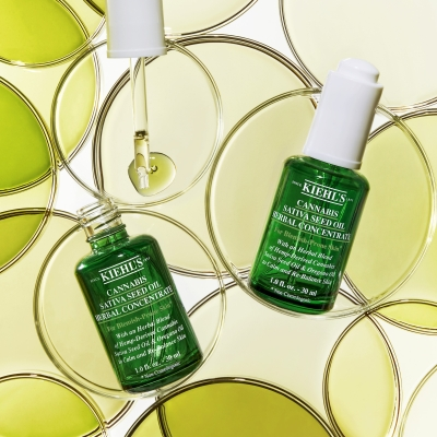 kiehls web - Natural Beauty