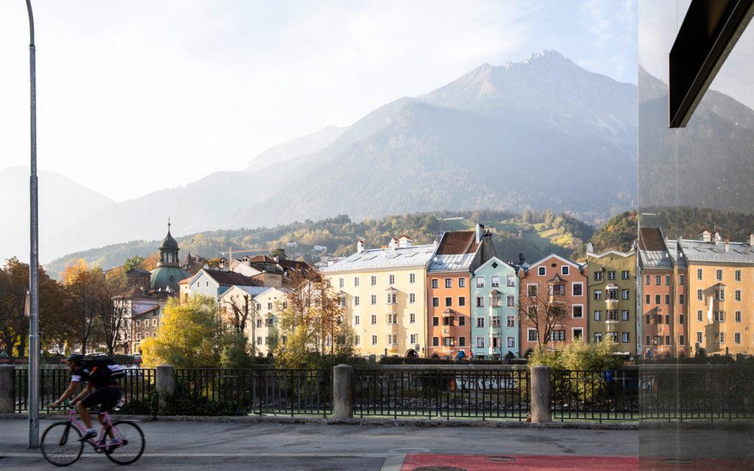 Kunst des Spazierens: Themenwege durch Innsbruck
