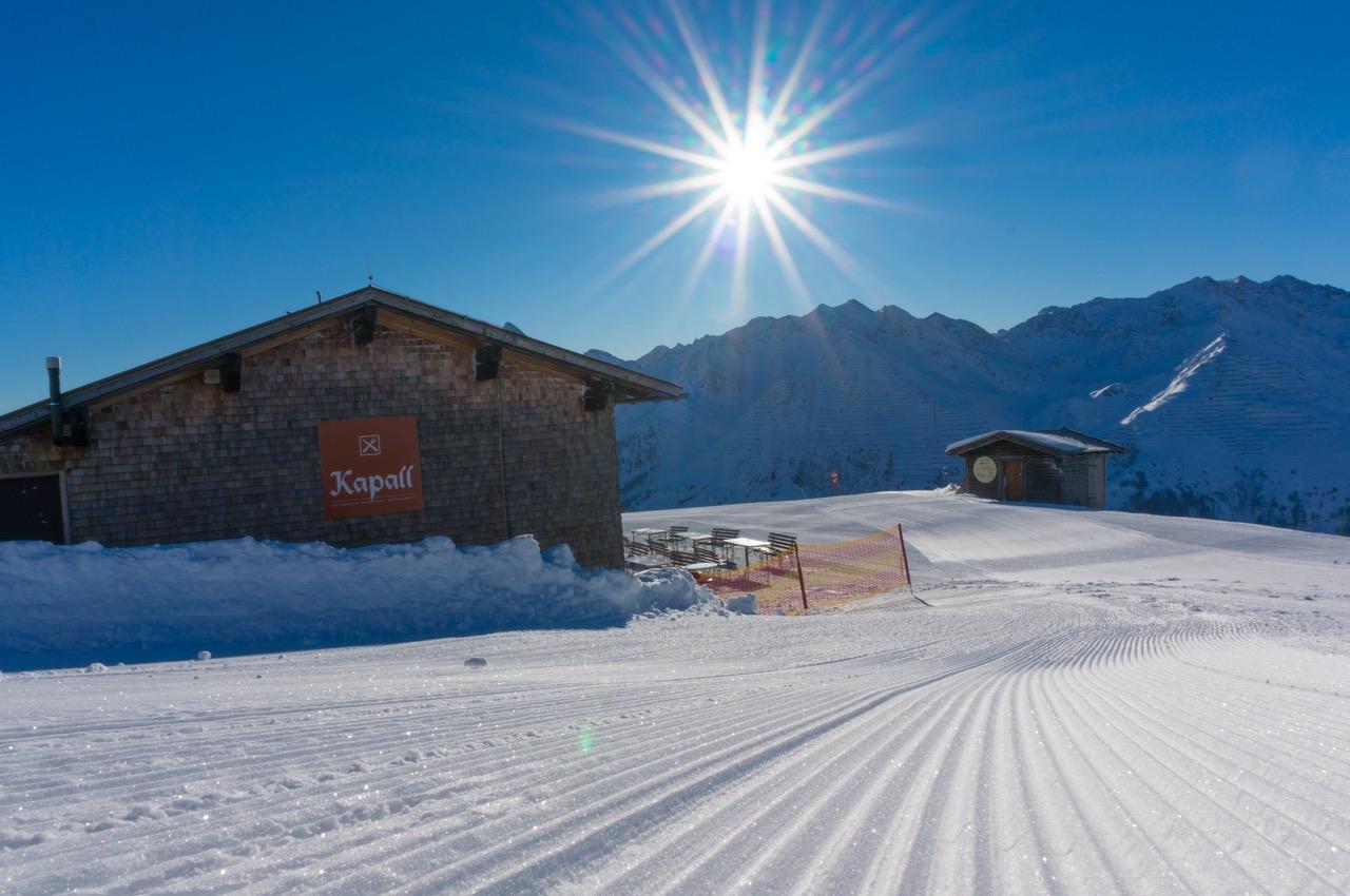 kapall restaurant st. anton am arlberg c arlberger bergbahnen ski arlberg - Arlberg: Genuss-Treff für Ski- & Hauben-Fans