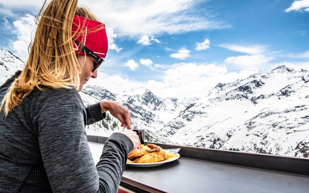 Arlberg: Genuss-Treff für Ski- & Hauben-Fans