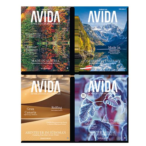 av041901020320e - AVIDA ABO / 4 Ausgaben im Jahr