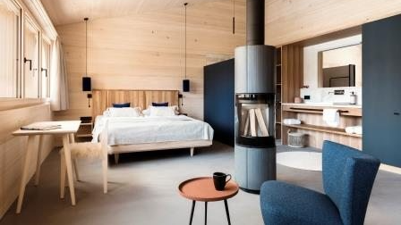 Neu: Fuchsegg Eco Lodge, Bregenzerwald