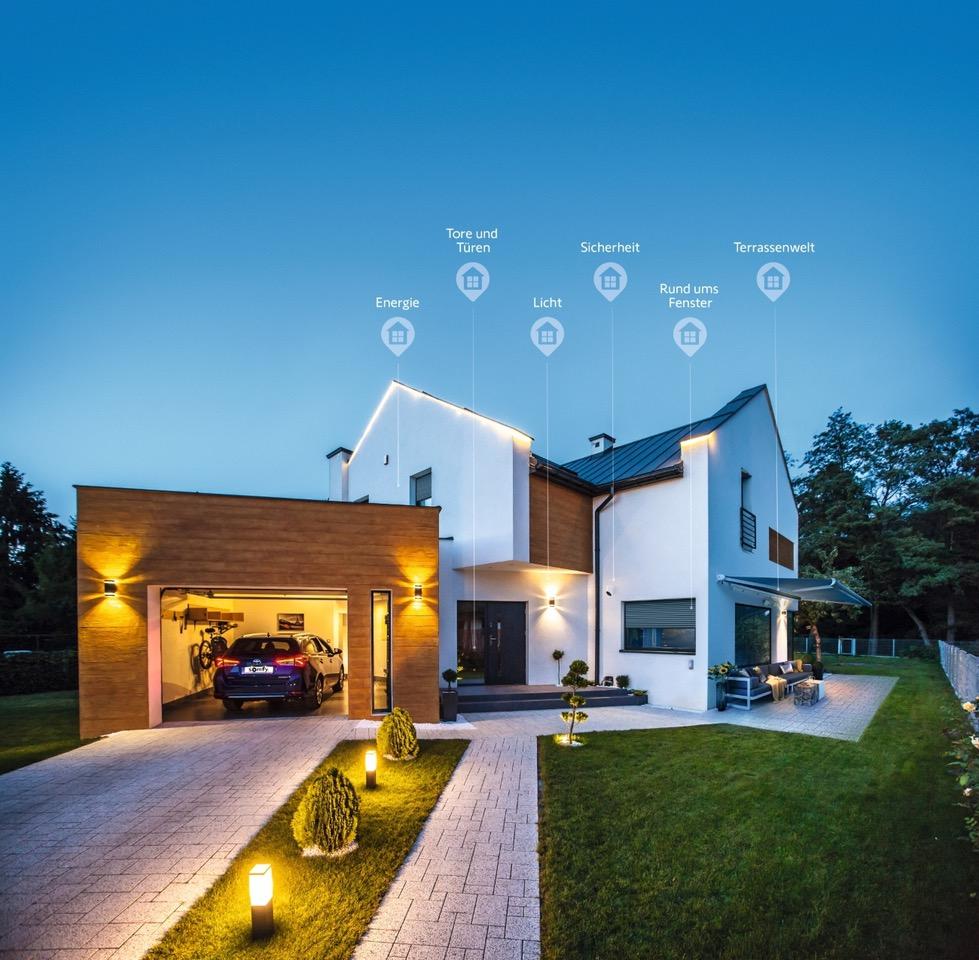 Somfy Smart Home Ready - BEREIT FÜR DIE ZUKUNFT DES WOHNENS