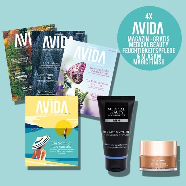 avida.fb .asammedical1080x1080pix red - AVIDA ABO / 4 Ausgaben im Jahr / Promotion asambeauty / Medical Beauty