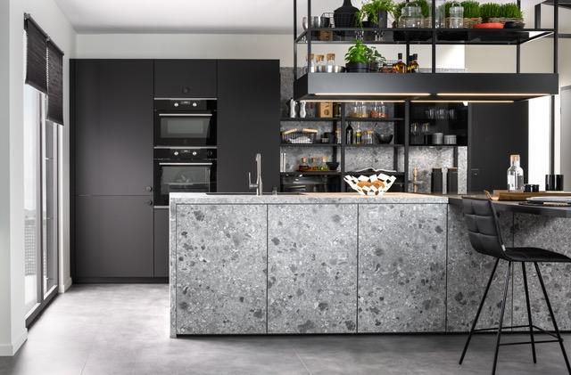 Arcos Terrazzo 7 1 - In Stein gemeißeltes Design