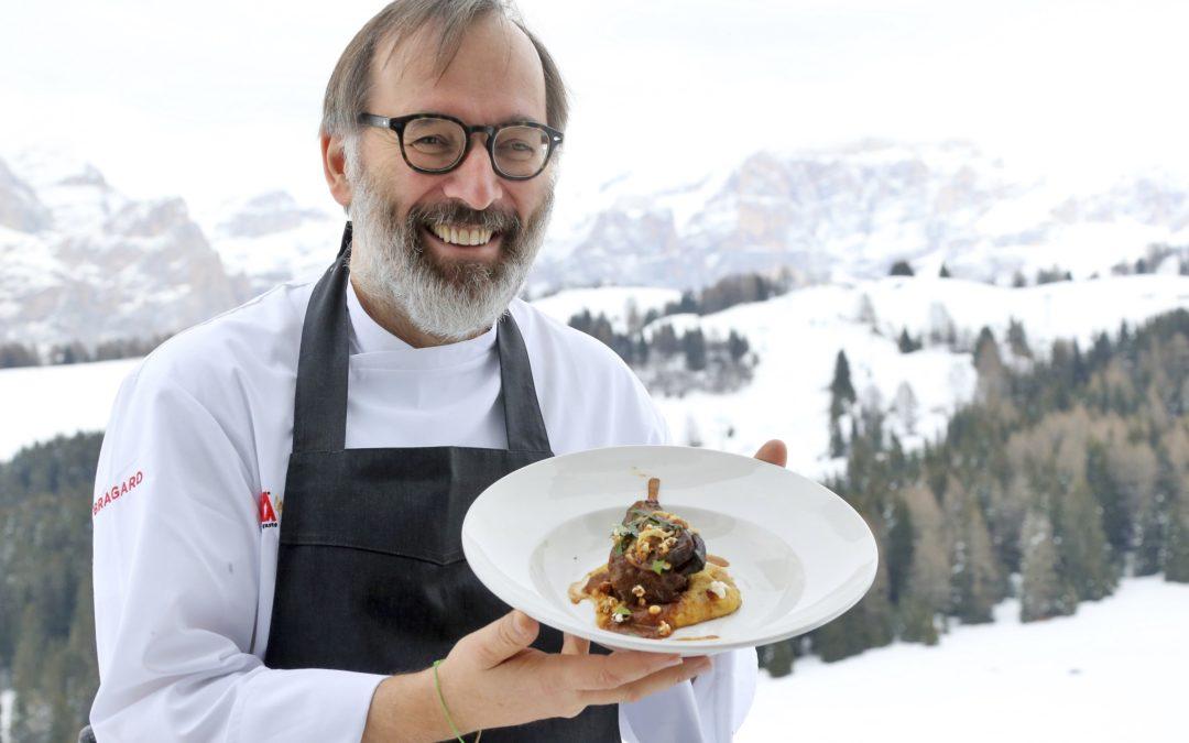 Sterneregen für Südtirols Gastronomie