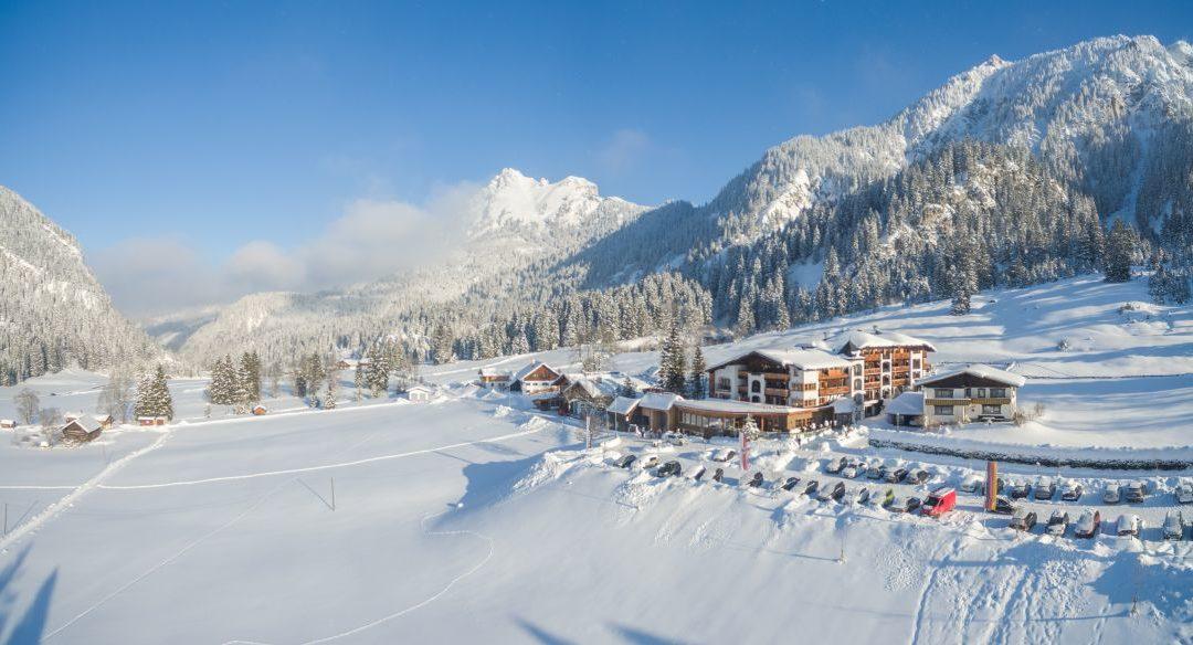 Idylle! Neues alpines Hideaway im Tannheimer Tal