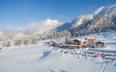 aussicht auf das hotel bergblick im winter hotel bergblick 400x250 - News
