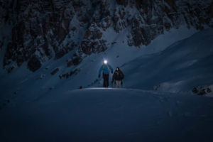 skitour in der nacht axamer lizum 300x200 - Axamer Lizum: Top-Bedingungen