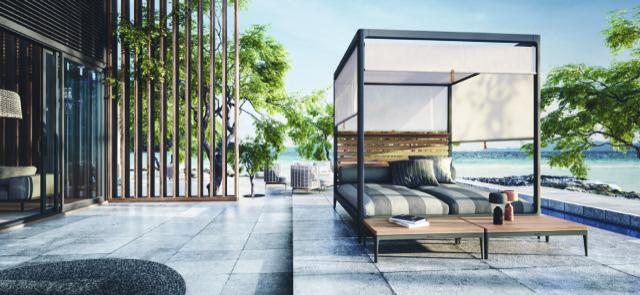 lodge set 2 - Möbel für draußen – so wohnlich wie nie!