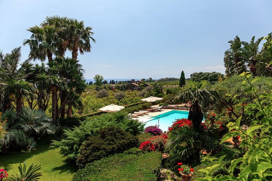 TTT Sicily Don Arcangelo all Olmo MAY18 039 - Top 10 Villen mit den schönsten Gärten im Mittelmeerraum