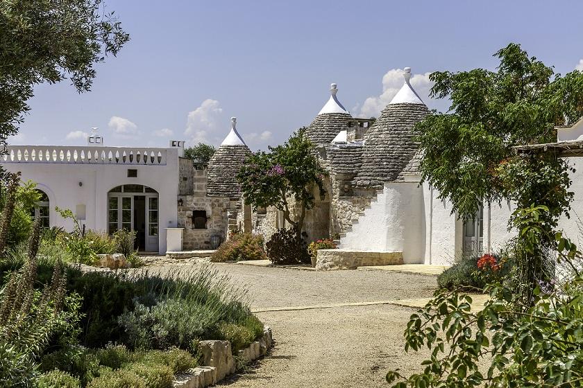 Think Puglia Trullo Terra Dolce new 16 LR 39 - Top 10 Villen mit den schönsten Gärten im Mittelmeerraum