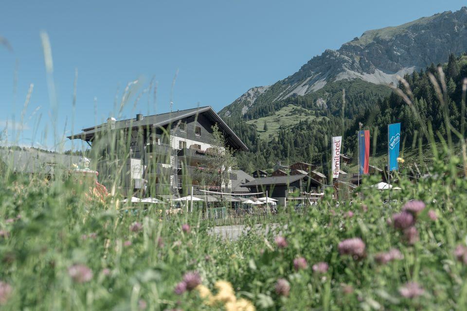Neue Naturholzsuiten im Gorfion Familotel Liechtenstein