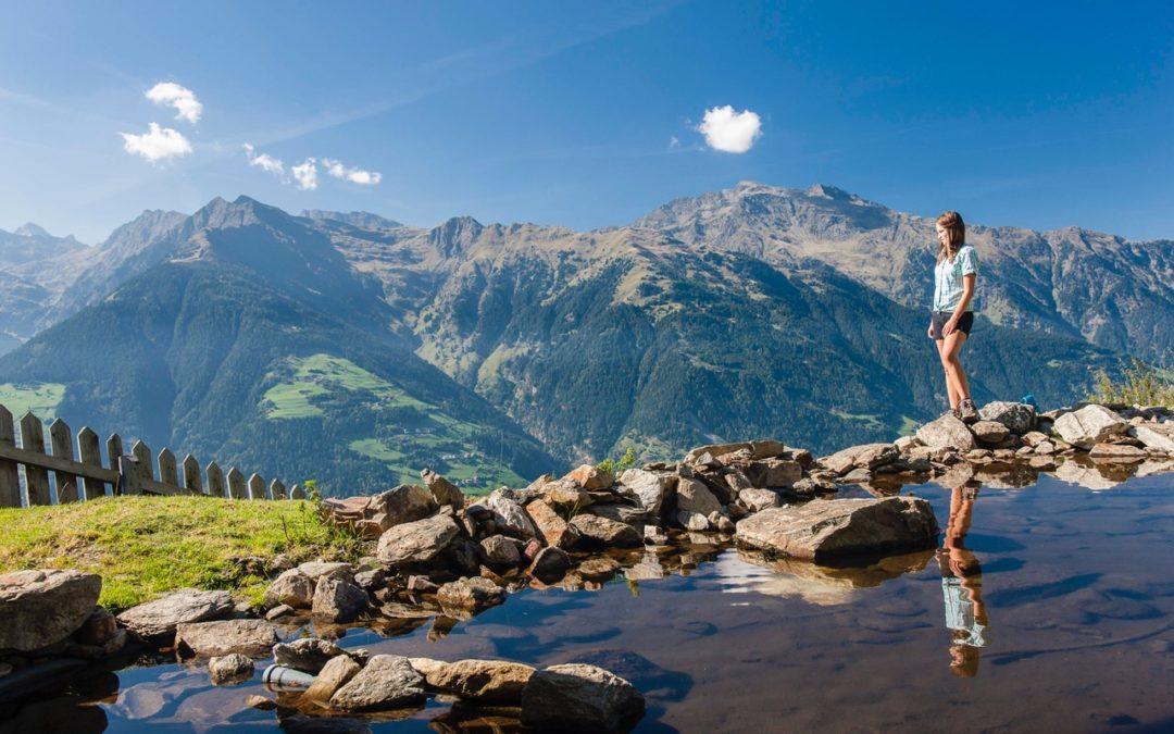 Schenna: Wassergenuss an Südtirols Sonnenplatz