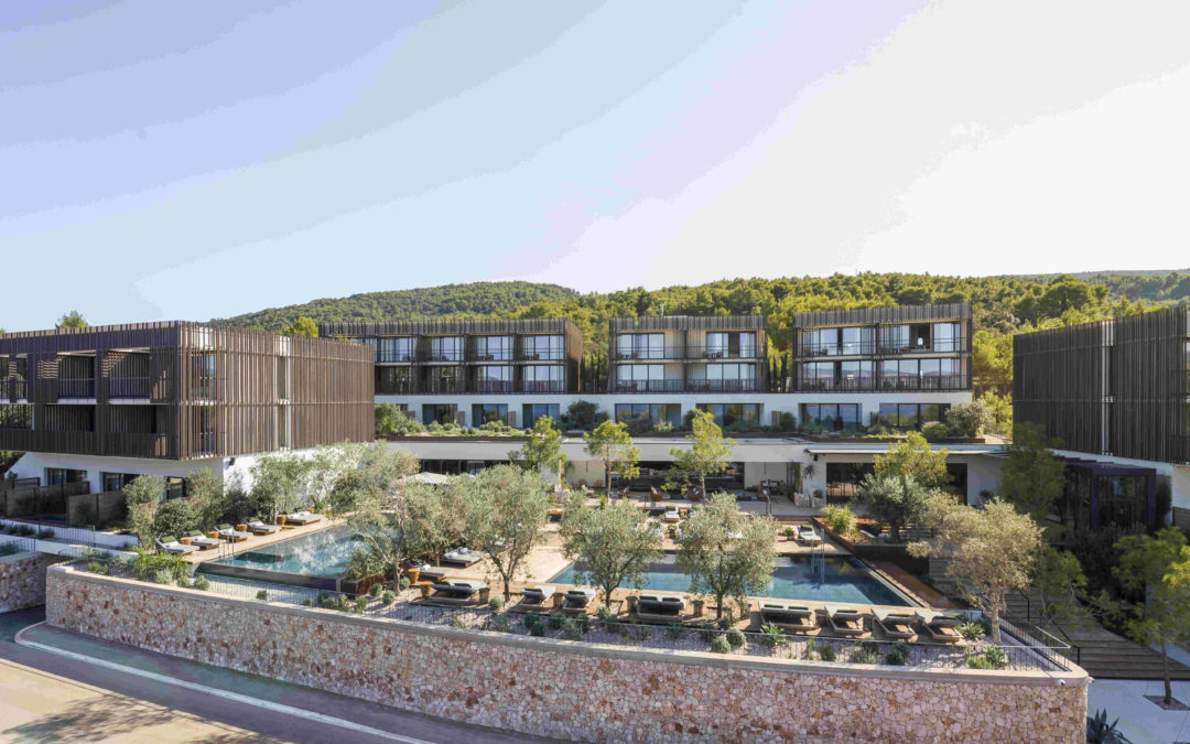 """Mindful Luxury"" im Maslina Resort aufHvar"