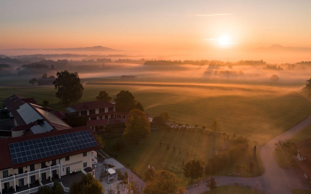 Mit der ältesten Seilbahn der Welt auf die bayerischen Berggipfel
