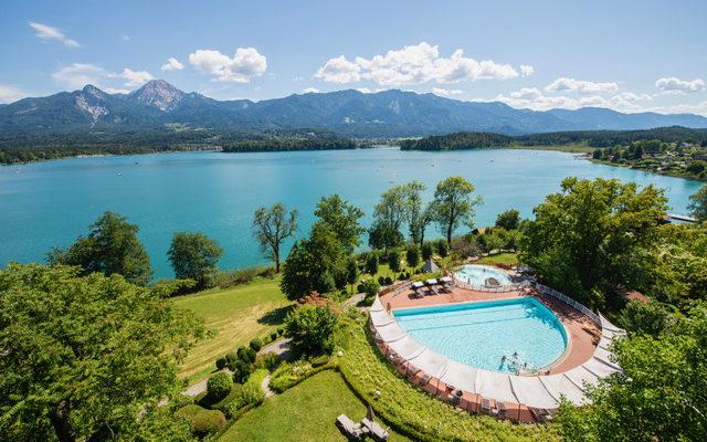 Neu im Karnerhof/Kärnten: Panoramasuiten mit Seeblick