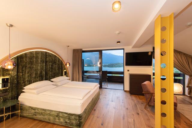 karnerhof suite foto franz gerdl 68x46cm 300dpi 3 - Neu im Karnerhof/Kärnten: Panoramasuiten mit Seeblick