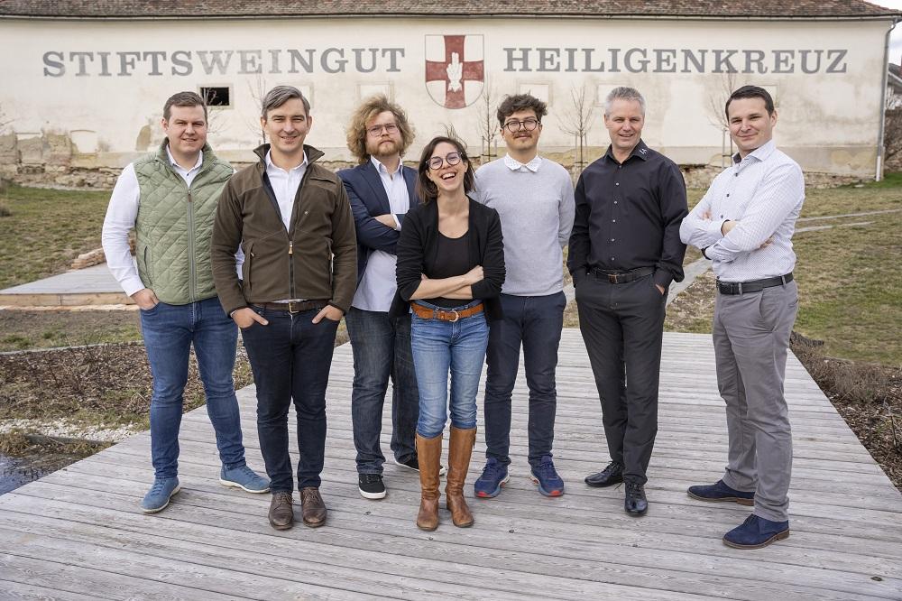 Best of Thermenregion: Winzer für das Freigut Thallern