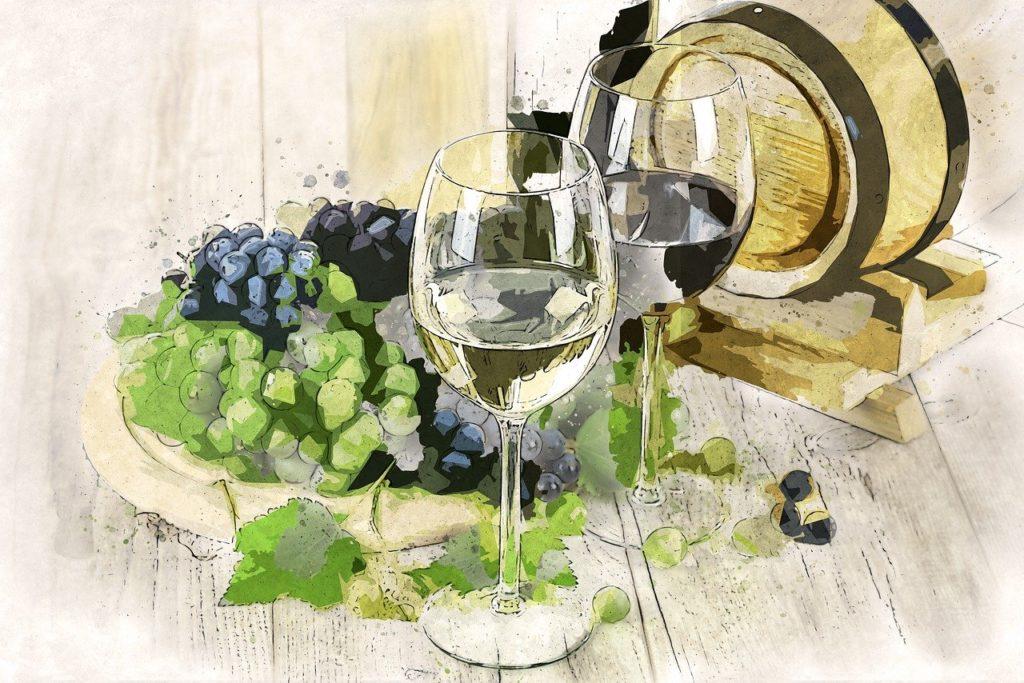 two types of wine 2466267 1280 1024x683 - Best of Thermenregion: Winzer für das Freigut Thallern