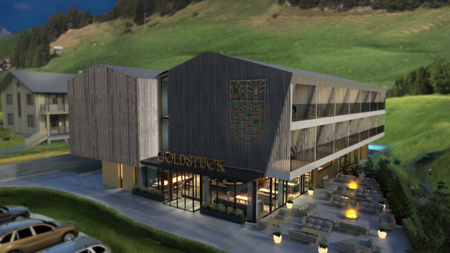 Goldstück: Neues Adults only Hotel in Saalbach