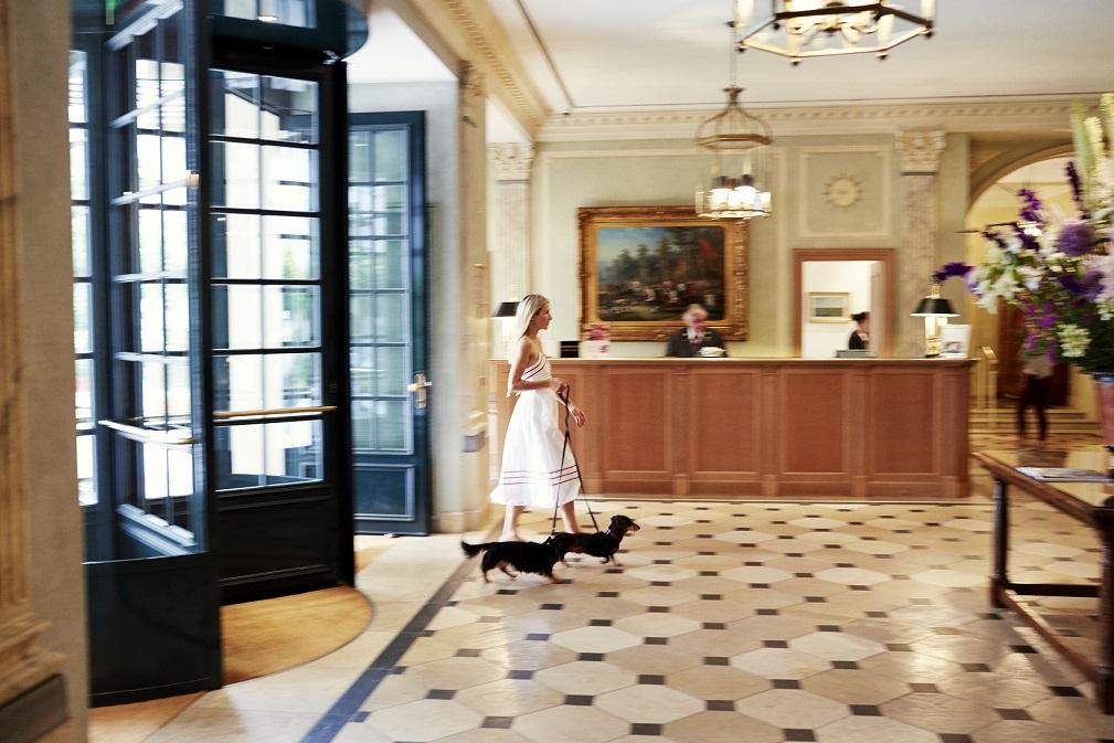 Reisen mit Hund! HOTELS ZUM (PUDEL-)WOHLFÜHLEN
