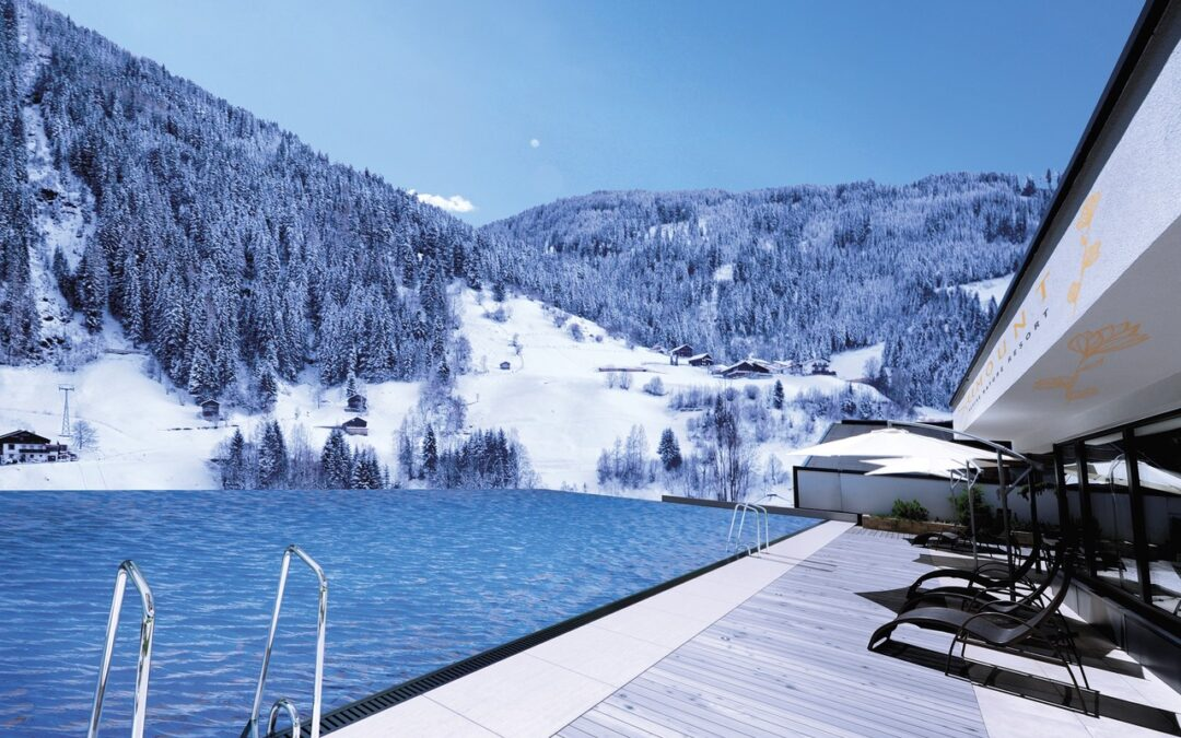 Be the first! In See eröffnet Das SeeMOUNT Active Nature Resort