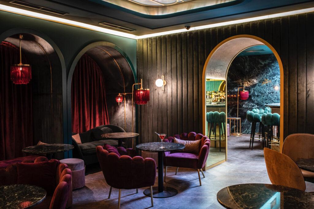 Hotel Josefine Barflys Club ©Tina Herzl 4 1024x682 - Boutique Hotel Josefine: Reise in die Vergangenheit
