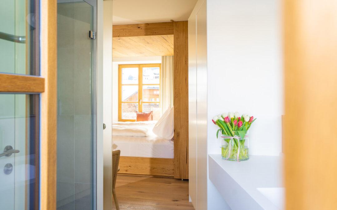 Mesnerhaus: Salzburger Hideaway mit 4‑Hauben-Küche