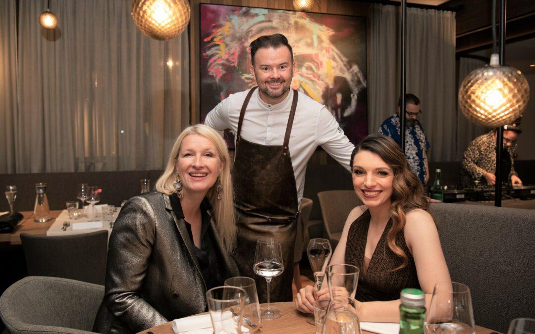 Fine-Dining-Restaurant ZeitRAUM eröffnet!